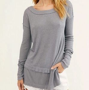 NWT Free People North Shore Thermal